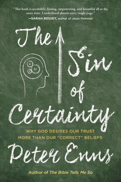 The Sin of Certainty the law of god an introduction to orthodox christianity на английском языке