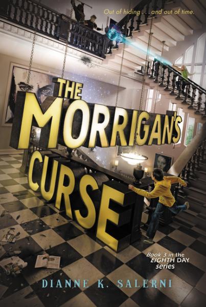 The Morrigan's Curse riley l the shadow sister