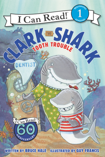 Clark the Shark: Tooth Trouble  (Level 1) trouble makes a comeback