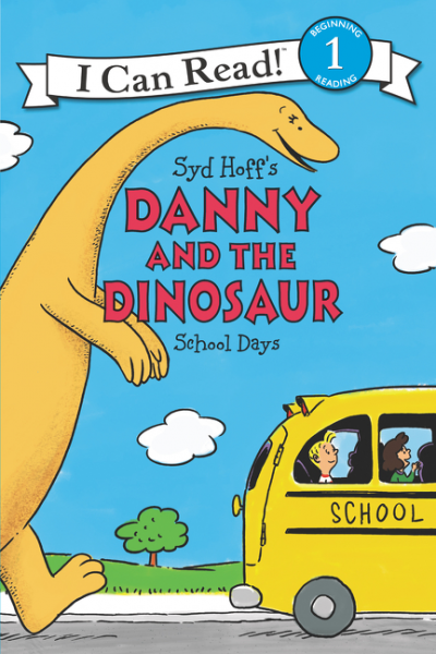 Danny and the Dinosaur: School Days danny ayers beginning xml