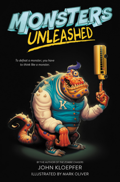 Monsters Unleashed romping monsters stomping monsters