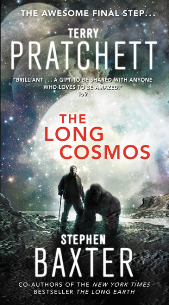 The Long Cosmos earth 2 society vol 4 life after death