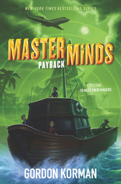 Masterminds: Payback seeing things as they are