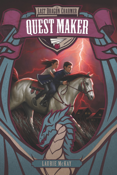 The Last Dragon Charmer #2: Quest Maker artemis fowl and the last guardian