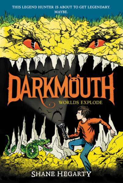 Darkmouth #2: Worlds Explode how to train your dragon the serpent s heir