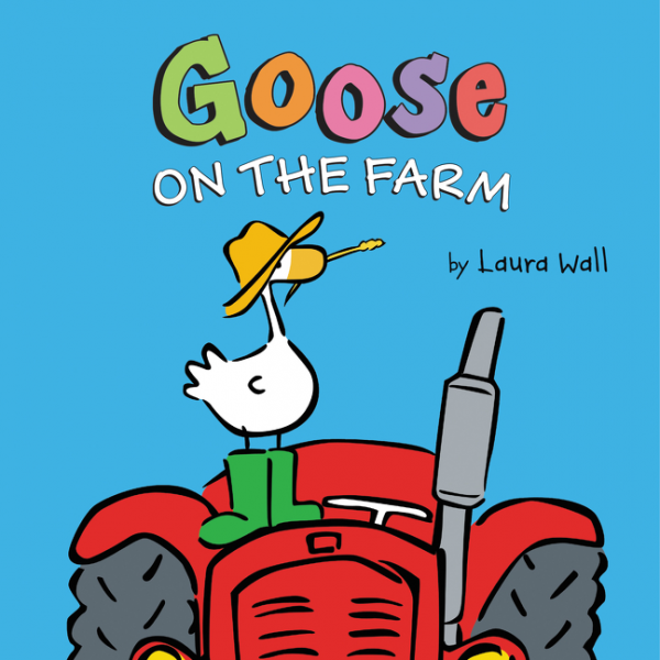 Goose on the Farm Board Book maisy s farm sticker book