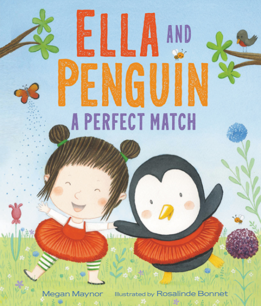 Ella and Penguin: A Perfect Match пинетки митенки blue penguin puku