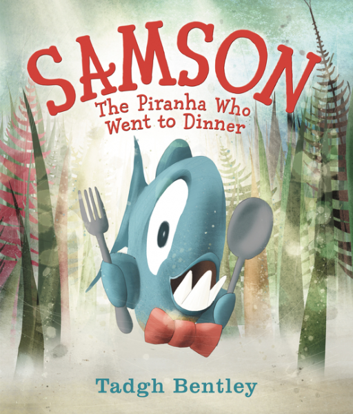 Samson: The Piranha Who Went to Dinner the woman who went to bed for a year