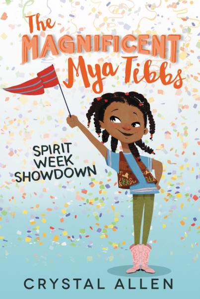 The Magnificent Mya Tibbs: Spirit Week Showdown like a virgin secrets they won t teach you at business school