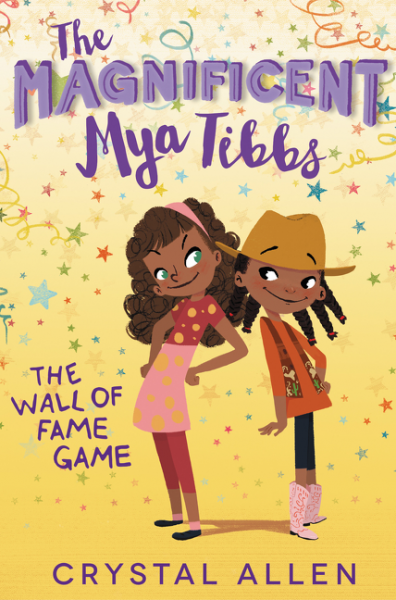 The Magnificent Mya Tibbs: The Wall of Fame Game the trouble with paradise