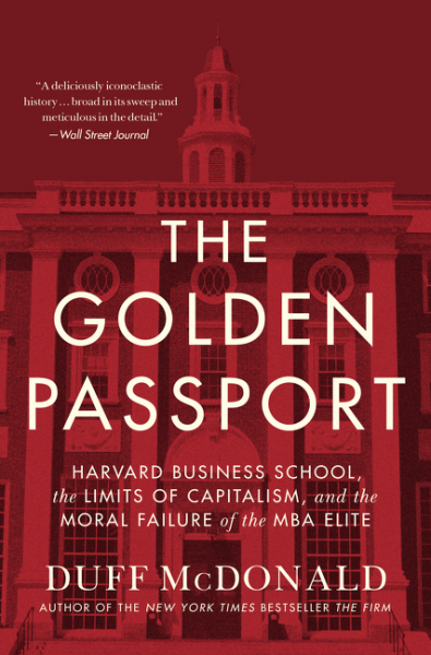 The Golden Passport very good lives the fringe benefits of failure and the importance of imagination