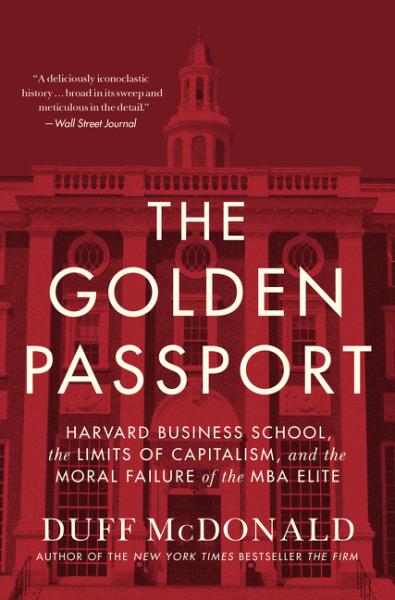 The Golden Passport hbs 633