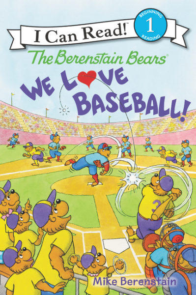 The Berenstain Bears: We Love Baseball! shot we can капельки семян льна 75 мл