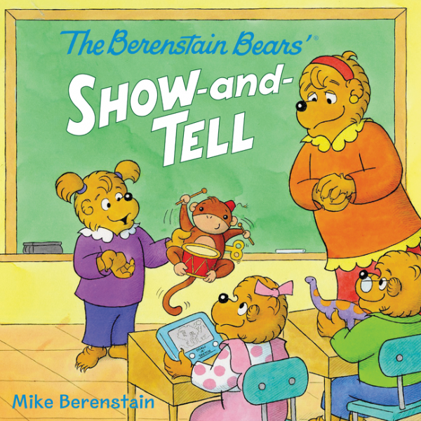 The Berenstain Bears' Show-and-Tell таймер show more 220v 10a kg01
