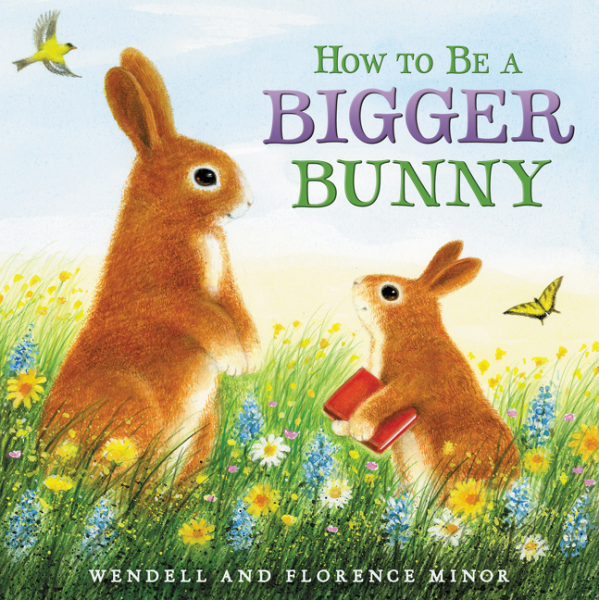 How to Be a Bigger Bunny richard scarry s please and thank you book