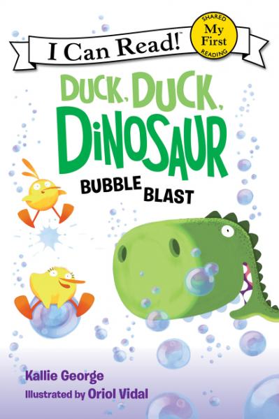 Duck, Dinosaur: Bubble Blast, Зарубежная литература для детей  - купить со скидкой