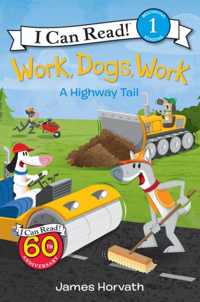 Work, Dogs, Зарубежная литература для детей  - купить со скидкой