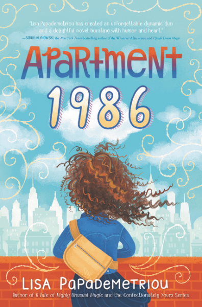 Apartment 1986 what she left