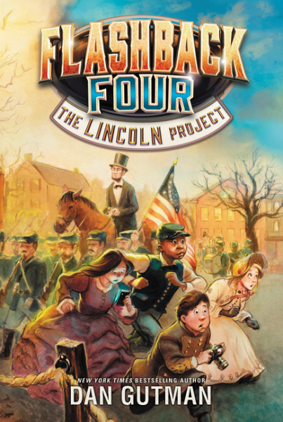 Flashback Four #1: The Lincoln Project the last best hope of earth – abraham lincoln