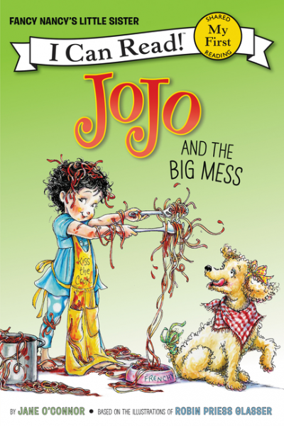 Fancy Nancy: JoJo and the Big Mess laxman sawant bala prabhakar and nancy pandita phytochemistry and bioactivity of enicostemma littorale
