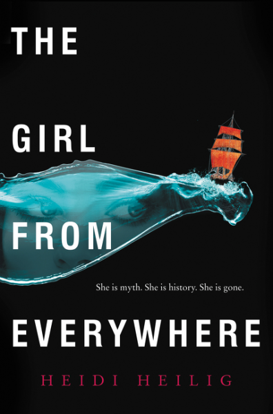 The Girl from Everywhere the nix