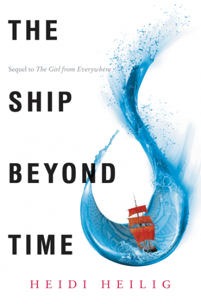 The Ship Beyond Time what she left