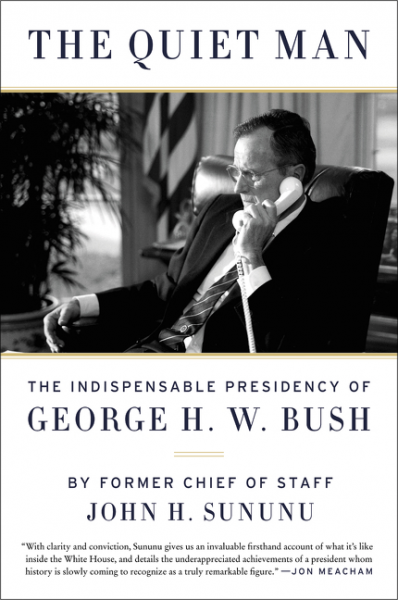 The Quiet Man the terror presidency – law and judgement inside the bush administration