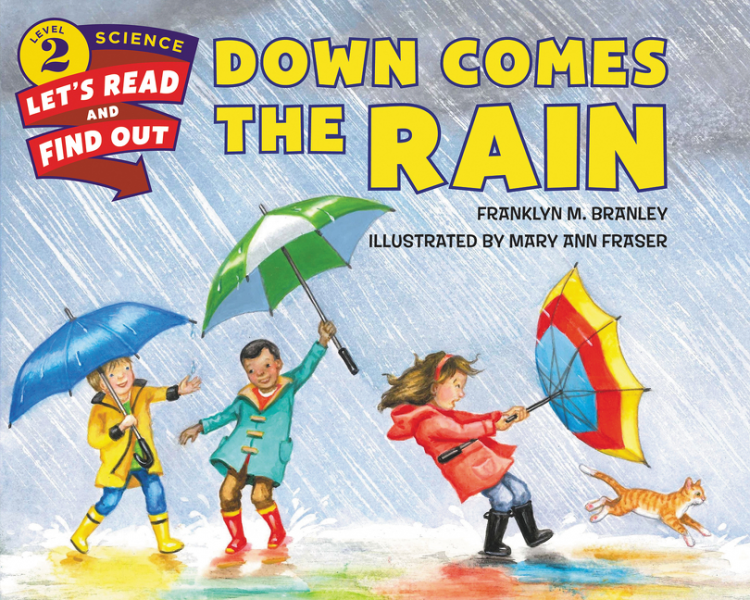 Down Comes the Rain модель дома if the state of science and technology 3d