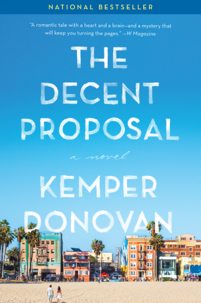 The Decent Proposal the comedy of errors