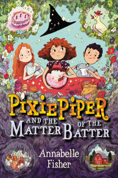 Pixie Piper and the Matter of the Batter метчик зубр 4 28003 10 1 25