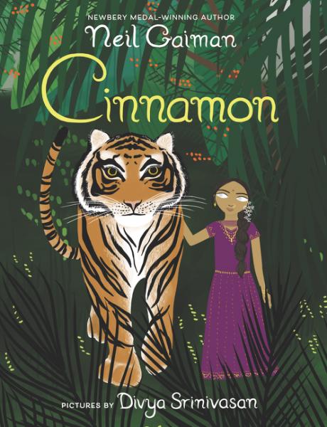Cinnamon gaiman n american gods [tv tie in]