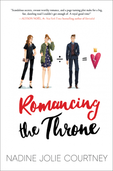 Romancing the Throne the heir