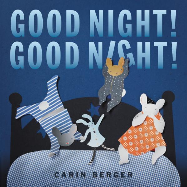 Good Night! Good Night! monsters go night night