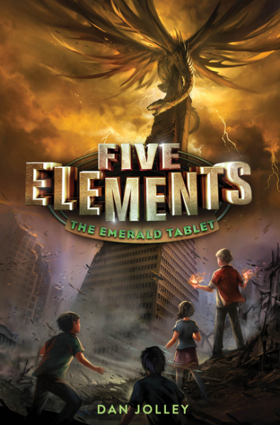 Five Elements #1: The Emerald Tablet cd диск the doors when you re strange a film about the doors songs from the motion picture 1 cd