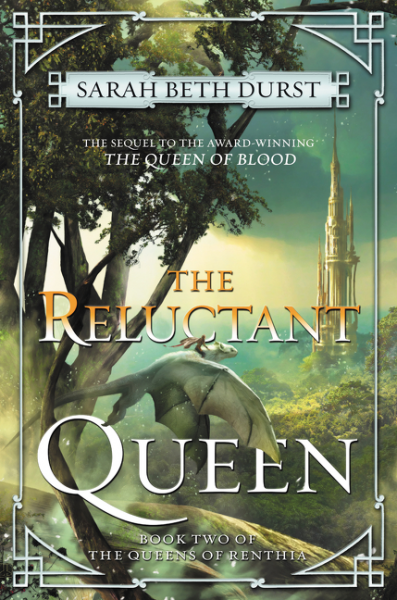 The Reluctant Queen the heir