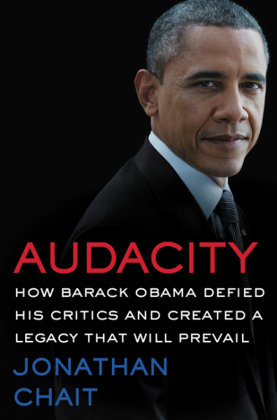 Audacity rollason j barack obama the story of one man s journey to the white house level 2 сd