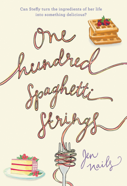 One Hundred Spaghetti Strings what she left