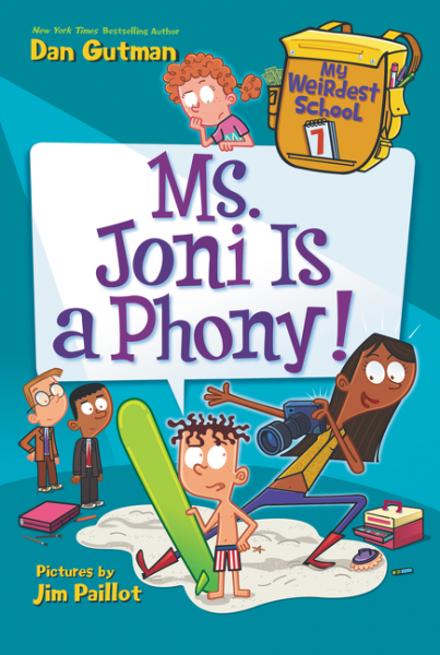 My Weirdest School #7: Ms. Joni Is a Phony! my weird school goes to the museum level 2