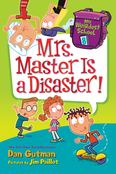 My Weirdest School #8: Mrs. Master Is a Disaster! my weird school goes to the museum level 2