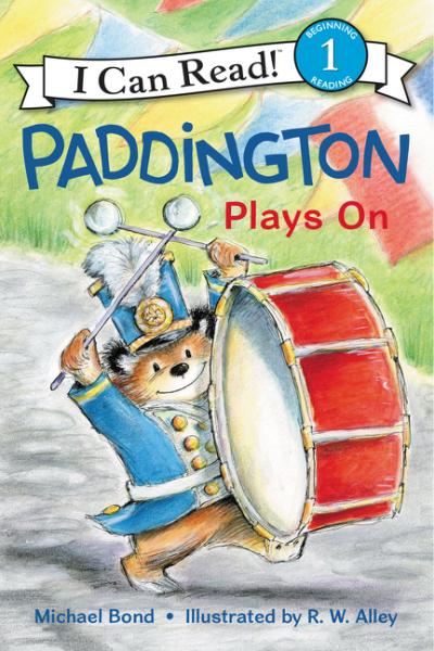 Paddington Plays On (level 1), Зарубежная литература для детей  - купить со скидкой