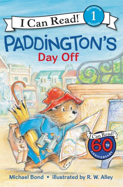 Paddington's Day Off: Level 1, Зарубежная литература для детей  - купить со скидкой