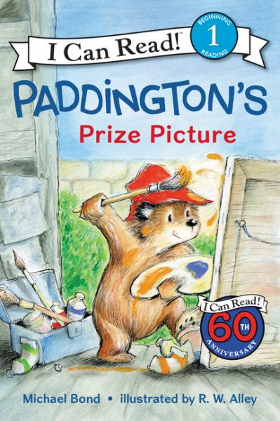 Paddington's Prize Picture, Зарубежная литература для детей  - купить со скидкой