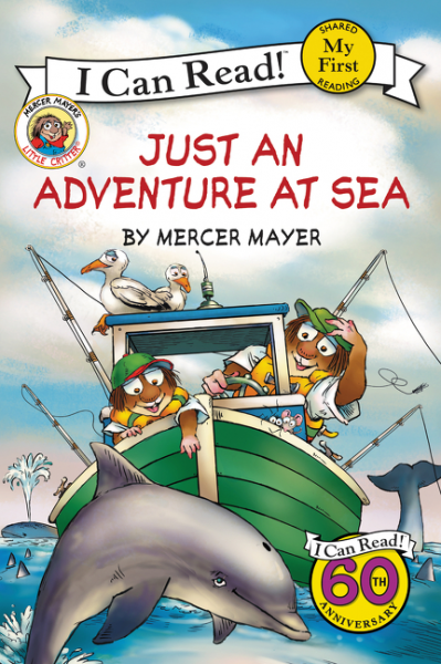Little Critter: Just an Adventure at Sea baricco a ocean sea