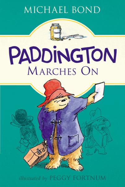 Paddington Marches On, Зарубежная литература для детей  - купить со скидкой