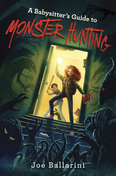 A Babysitter's Guide to Monster Hunting #1
