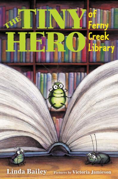 The Tiny Hero of Ferny Creek Library tiny goes camping