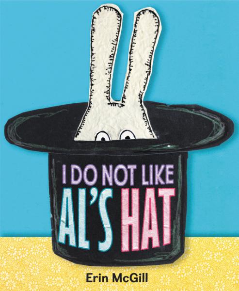 I Do Not Like Al's Hat a cat a hat and a piece of string