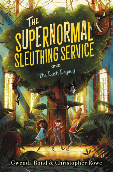 The Supernormal Sleuthing Service #1: The Lost Legacy monsters of folk monsters of folk monsters of folk