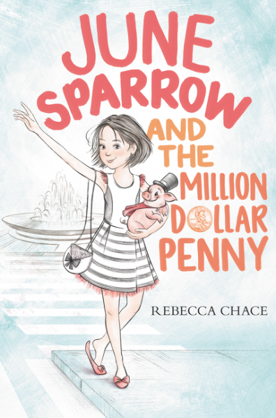 June Sparrow and the Million-Dollar Penny what she left