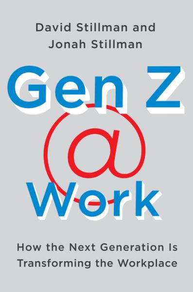 Gen Z @ Work z generation zg001ebqwl23